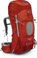 Osprey Ariel 55 M vermillion red