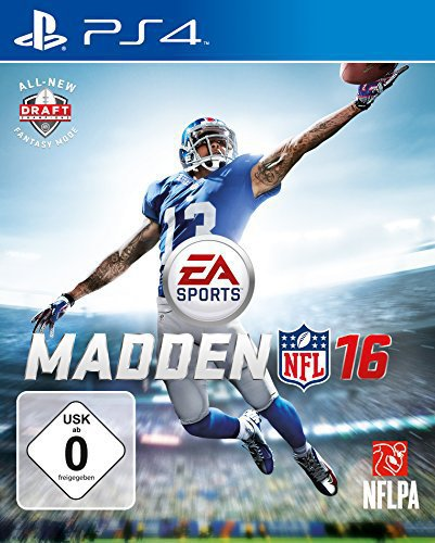 Madden NFL 16 (PS4)