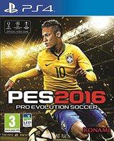 Pro Evolution Soccer 2016 (PS4)