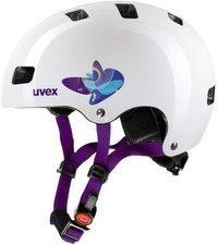 Uvex Kid 3 butterfly blau