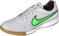 Nike Tiempo Legacy IC wolf grey/black/green strike