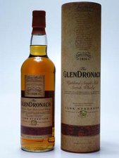 Glendronach Cask Strength Batch No. 4 0,7l 54,7%