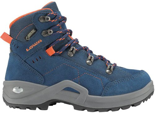 Lowa Kody III GTX Mid Junior blue/orange