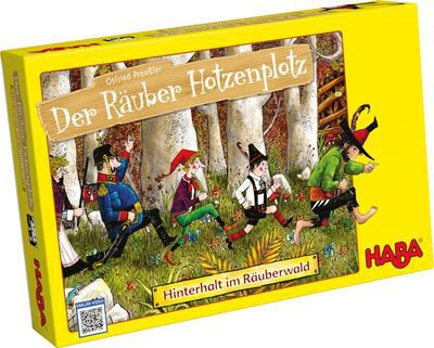 Haba Räuber Hotzenplotz - Hinterhalt im Räuberwald