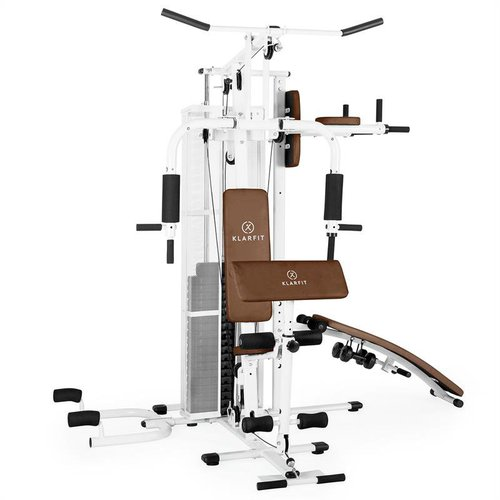 Klarfit Ultimate Gym 5000 multifunktionale Fitness-Station