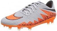 Nike Hypervenom Phatal II FG wolf grey/black/total orange low