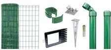 GAH Fix-Clip Pro Pantanet Basic Set mit Bodenhülse BxH: 25 x 0,80 m