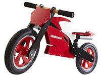 Kiddi moto Superbike rot-weiß