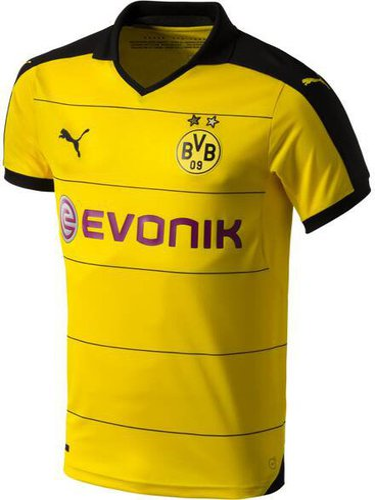 Puma Borussia Dortmund Home Trikot 2015/2016