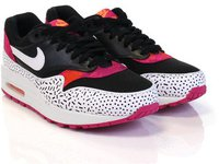 Nike Wmns Air Max 1 Print black/white/fireberry/pink pow