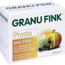 Omega Pharma Granu Fink Prosta plus Sabal Hartkapseln (120 Stk.)