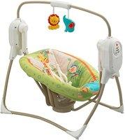 Fisher Price Babyschaukel zusammenklappbar