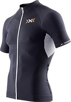 X-Bionic The Trick Biking Shirt black / white