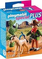Playmobil Special Plus - Cowboy mit Fohlen (5373)