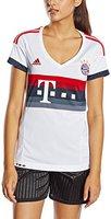 Adidas FC Bayern München Away Trikot Damen 2015/2016