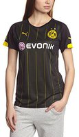 Puma Borussia Dortmund Away Trikot Damen 2015/2016