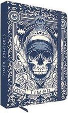 Edition A. Trötsch Schülerkalender Bad Bones 2015/2016