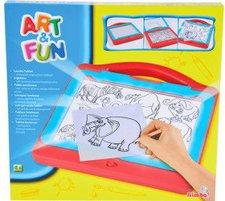 Simba Art and Fun - Light Tablet