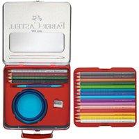 Faber-Castell Jumbo Grip Malset