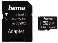 Hama microSD Class 10 UHS-I