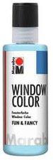 Marabu Fun & Fancy Window Color 80 ml arktisblau