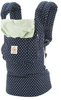 Ergobaby Original Carrier - indigo mint dots