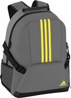 Adidas 3S Performance Backpack mgh solid grey/bright yellow/bright yellow