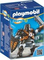 Playmobil Super 4 - Schwarzer Koloss (6694)