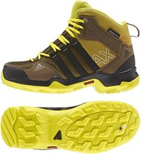 Adidas AX 2 Mid CP K raw ochre/core black/bright yellow
