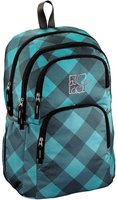 Hama All Out Kilkenny Rucksack blue dream check