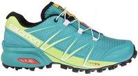 Salomon Speedcross Pro W teal blue/granny green/white