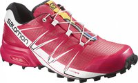 Salomon Speedcross Pro W lotus pink/white/black