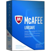 McAfee LiveSafe 2016 (Unlimited Devices) (DE) (Win/Mac)