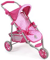 Bayer Chic Jogging-Buggy Lola - pinky bubbles