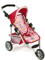 Bayer Chic Jogging-Buggy Lola - ruby red