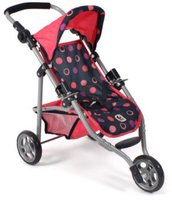 Bayer Chic Jogging-Buggy Lola - corallo