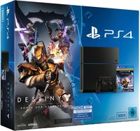 Sony PlayStation 4 (PS4) 500GB + Destiny: König der Besessenen