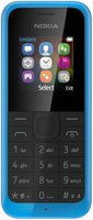 Nokia 105 Dual SIM blau ohne Vertrag