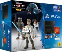 Sony PlayStation 4 (PS4) 500GB + Disney Infinity 3.0: Starter Pack