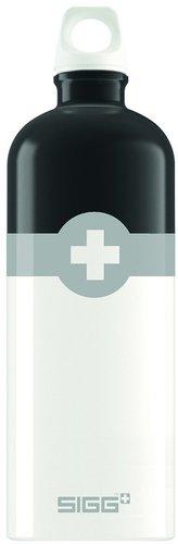 SIGG Trinkflasche Swiss Logo 1,0 Liter
