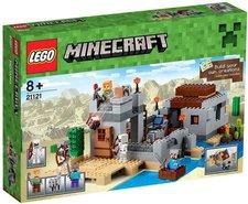 LEGO Minecraft - Der Wüstenaußenposten (21121)