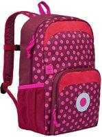 Lässig 4Kids Mini Backpack Big II dottie red