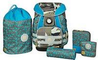 Lässig 4Kids School Bag Dino Slate