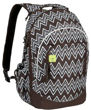 Lässig 4Teens Backpack peak choko