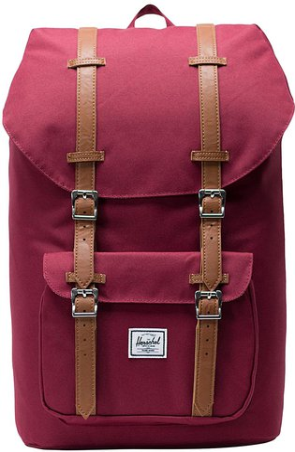 Herschel Little America Backpack windsor wine