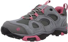 Jack Wolfskin Girls Mtn Attack Low Texapore rosebud