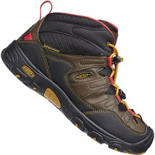 Keen Pagosa Mid WP Kids cascade brown/tawny olive