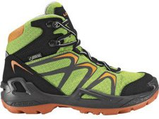 Lowa Innox GTX Mid Junior limone/orange