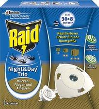 Paral Raid Nachfüller für Mückenstecker Night & Day