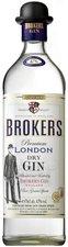 Brokers Gin London Dry Gin 1,0l 47%
